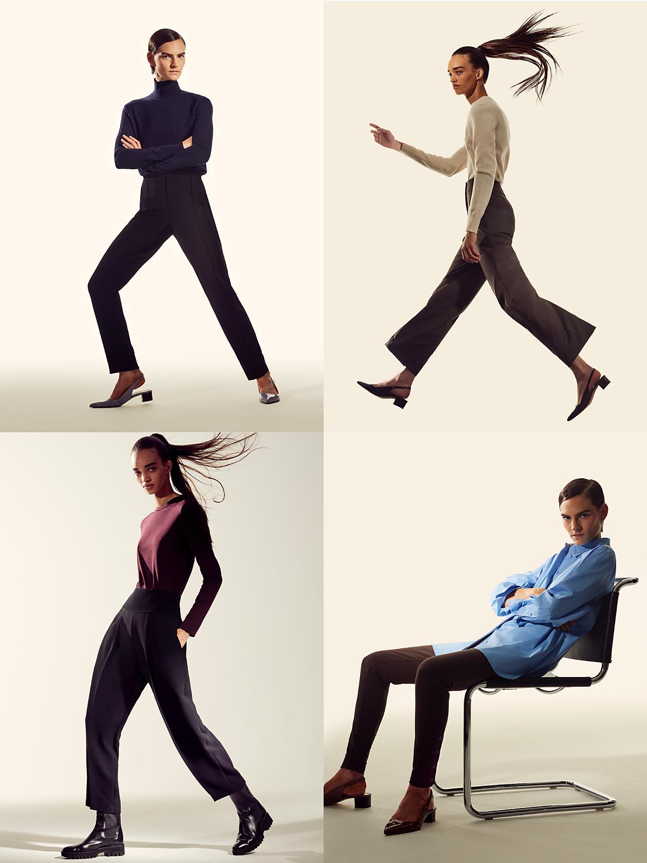Women's pant theory
