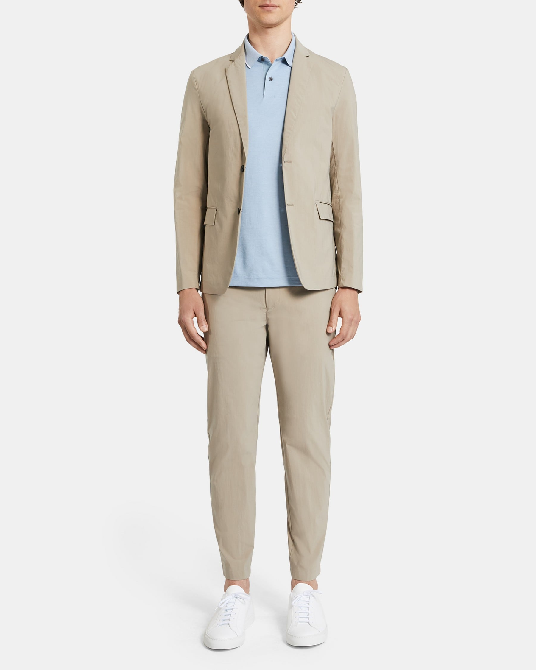 Theory Tech Relaxed-Fit Jacket