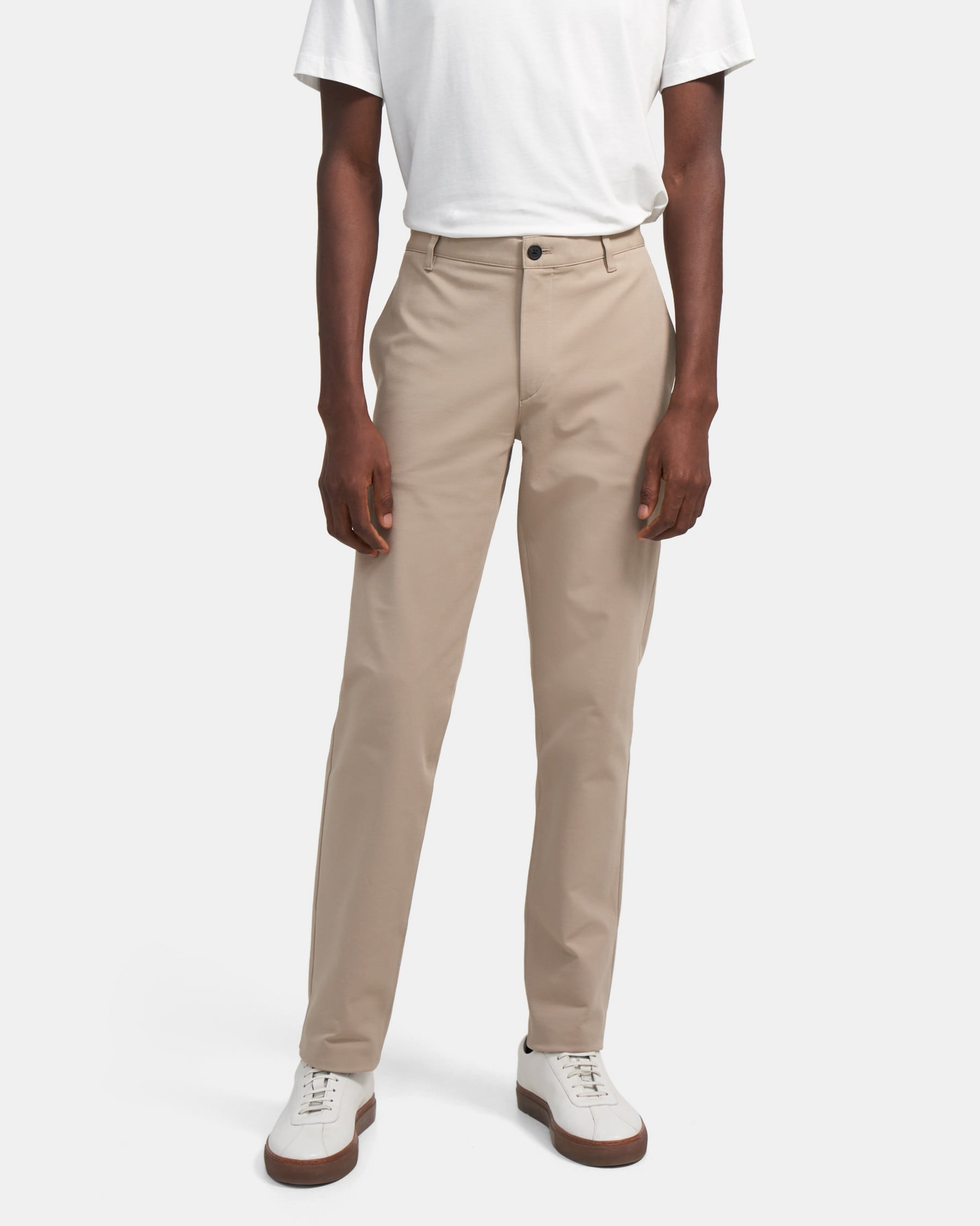 Theory Classic-Fit Pant In Stretch Cotton