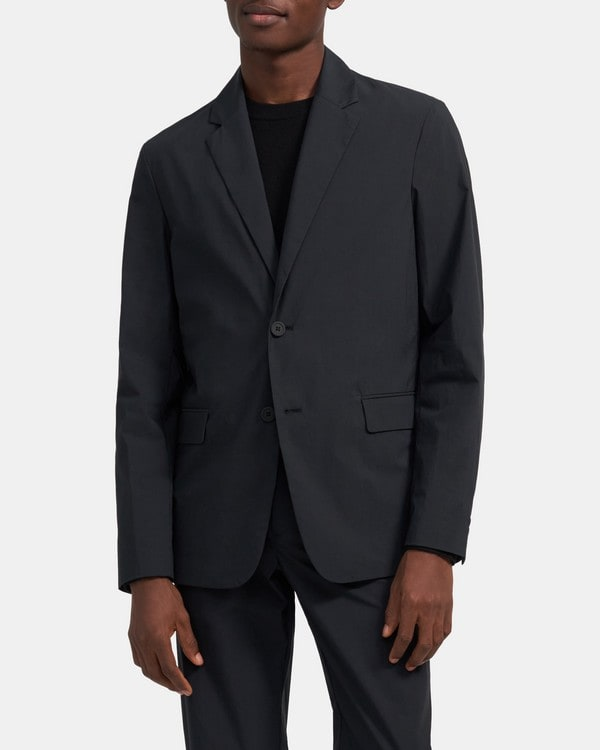 띠어리 맨 테크 릴렉스핏 자켓 Theory Tech Relaxed-Fit Jacket,SLATE