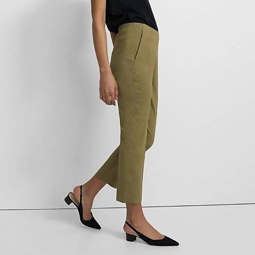 Women's Linen Trousers